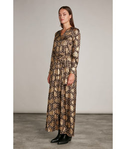 Hotel Particulier | Printed Robe Dress
