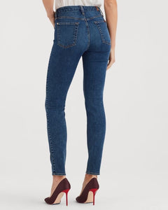 7 For All Mankind | b(air): The High Waist Ankle Skinny in Echo