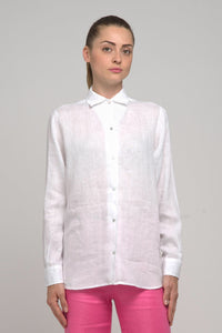 120% Lino | Button down collared shirt