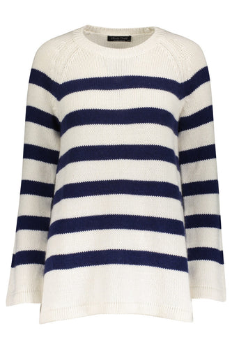 Claudia Nichole | Cashmere/Cotton Blend Down East Pullover