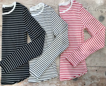 Grey Lab | Striped L/S T-Shirt