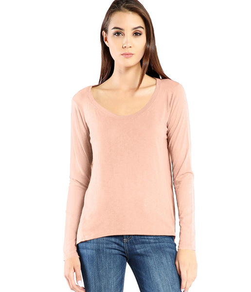 Michael Stars | 6543 - LS Scoop Neck
