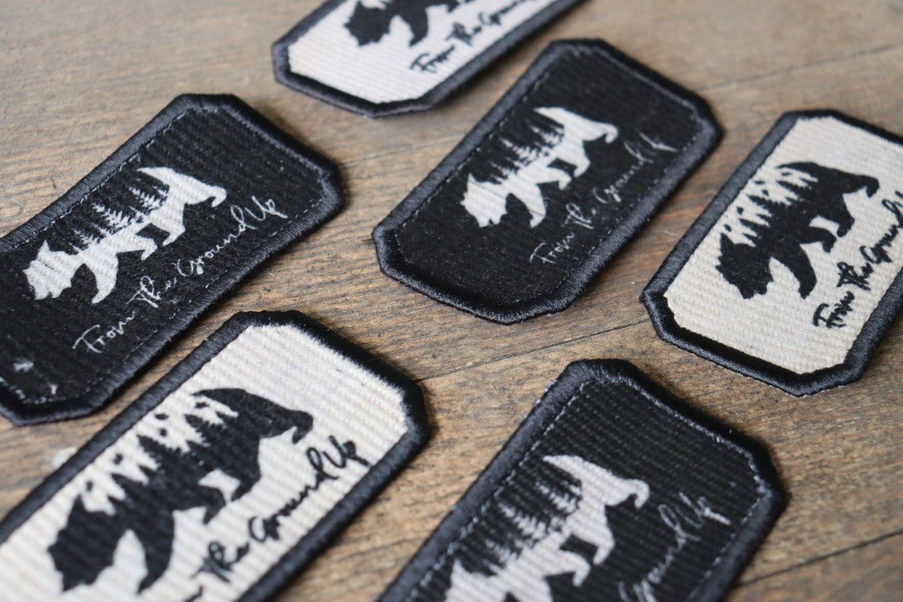 Fire Hose Patches