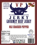 Ole Cracked Pepper Beef Jerky (Gluten Free)
