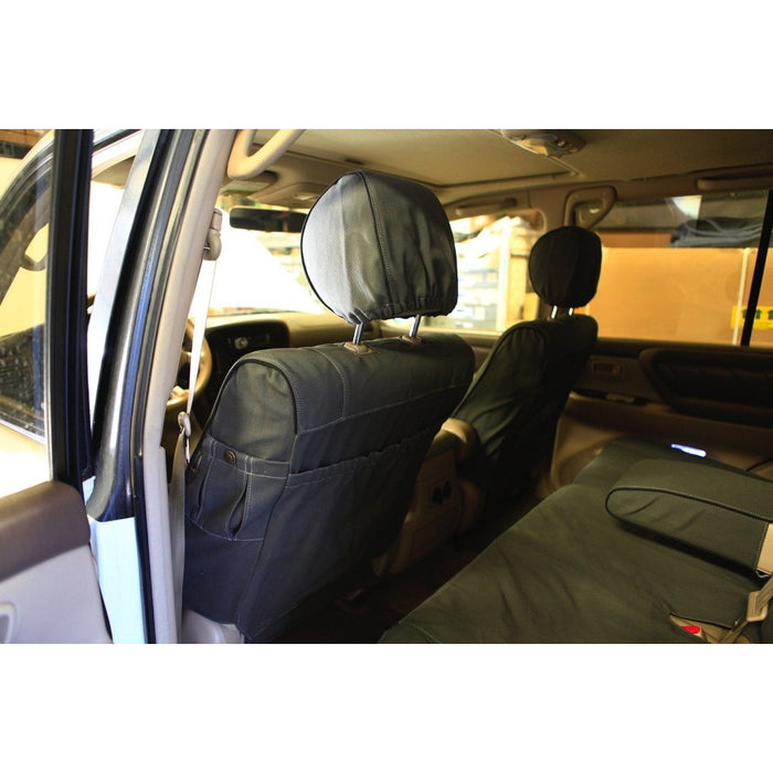Toyota Land Cruiser 100 Series Seat Covers - OffBeat Auto