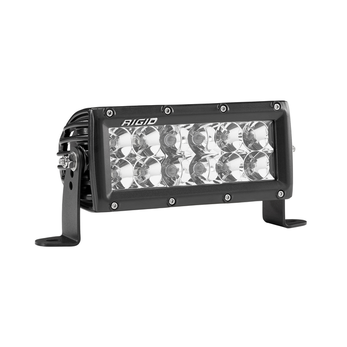 6 Inch Spot/Flood Combo Light E-Series Pro RIGID Industries - OffBeat Auto