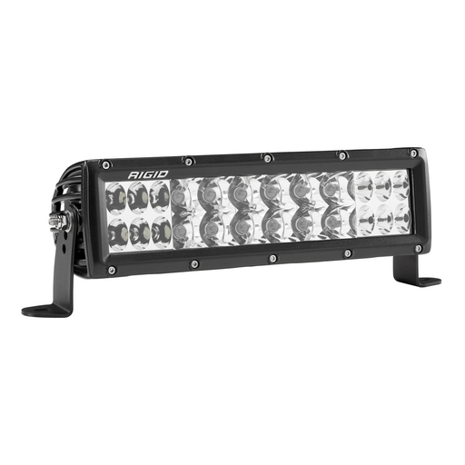 10 Inch Spot/Driving Combo Light Black Housing E-Series Pro RIGID Industries - OffBeat Auto
