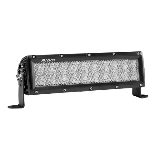 10 Inch Driving Diffused Light Black Housing E-Series Pro RIGID Industries - OffBeat Auto