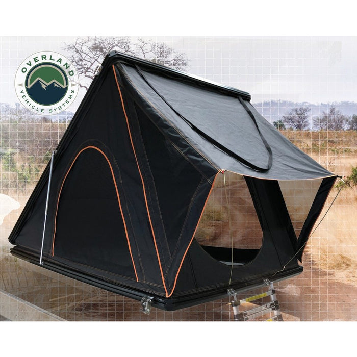 Roof Top Tent 3 Person Mamba Overland Vehicle Systems - OffBeat Auto
