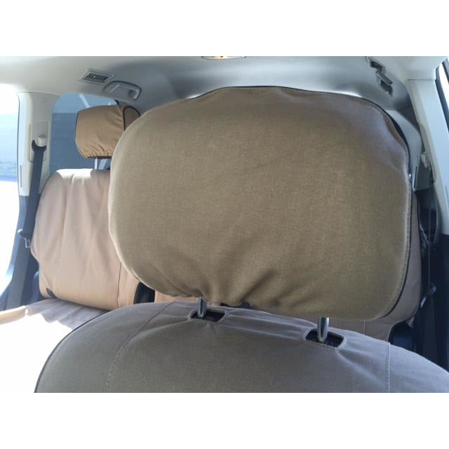 Toyota Land Cruiser 200 Series Seat Covers - OffBeat Auto
