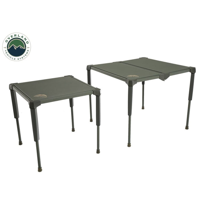 Camping Table Folding Portable Camping Table Large W/Storage Case Wild Land Overland Vehicle Systems - OffBeat Auto