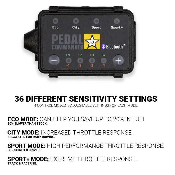 Pedal Commander PC18 Bluetooth (Ford E-450) - OffBeat Auto