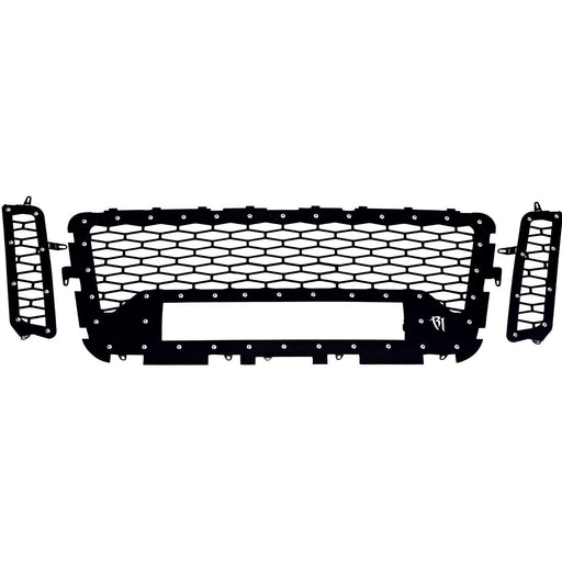 16-17 Nissan Titan Grille No Camera Fits One 20 Inch E-Series Pro RIGID Industries - OffBeat Auto