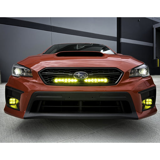Impreza 20 Inch OnX6+ Light Bar Kit For 18-OnSubaru Impreza WRX Baja Designs - OffBeat Auto