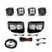 Ford Super Duty (20-On) Fog Lights Dual FPK SAE/Sport DC Baja Designs - OffBeat Auto