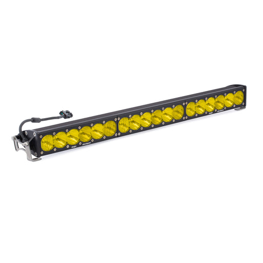 OnX6+ Amber 30 Inch Driving/Combo LED Light Bar Baja Designs - OffBeat Auto