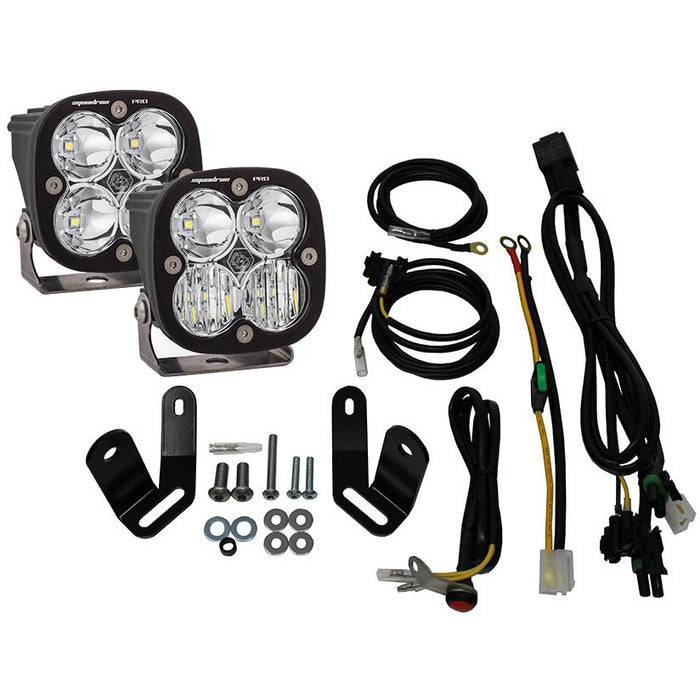 BMW F800GS Light Squadron Kit 13-17 BMW F800GS Pro Baja Designs - OffBeat Auto
