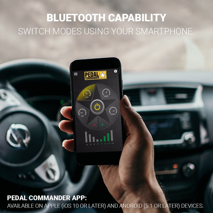 Pedal Commander PC18 Bluetooth (Ford F-550) - OffBeat Auto