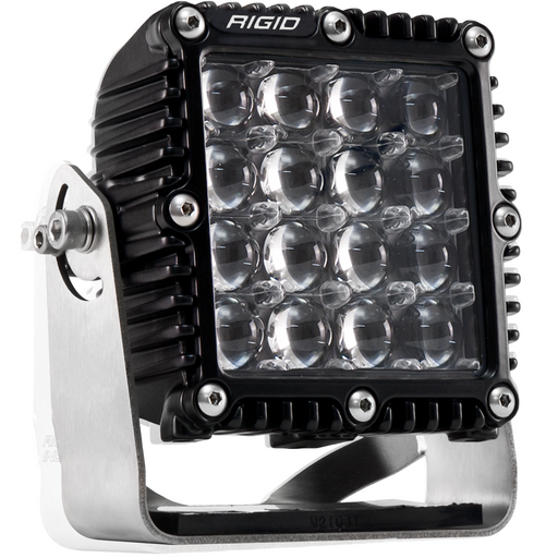 Low Voltage 80-40/Spot Combo White Housing Site Series RIGID Industries - OffBeat Auto