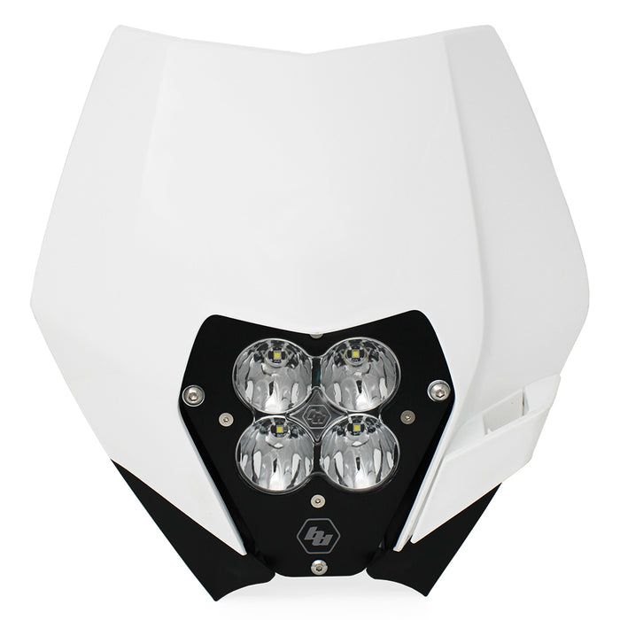 XL80 LED KTM 2008-2013 w/Headlight Shell Baja Designs - OffBeat Auto