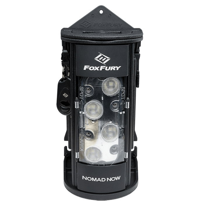 Foxfury Lighting Nomad® NOW Scene Light: Multi Activation - OffBeat Auto