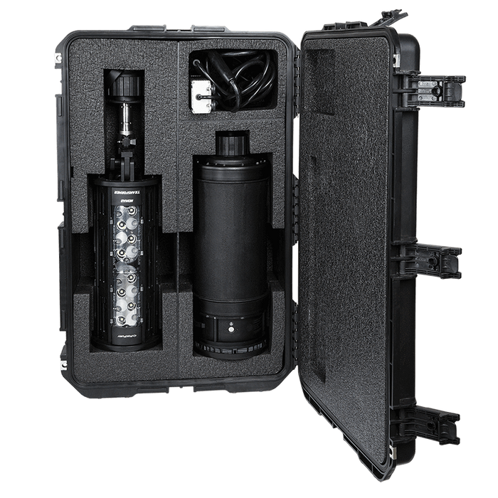 Foxfury Lighting Nomad® Transformer® Hard Case - OffBeat Auto