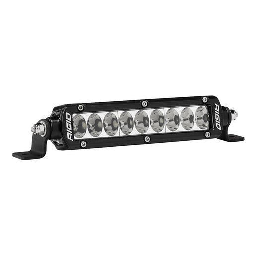 6 Inch Driving SR-Series Pro Light Bar Rigid Industries - OffBeat Auto