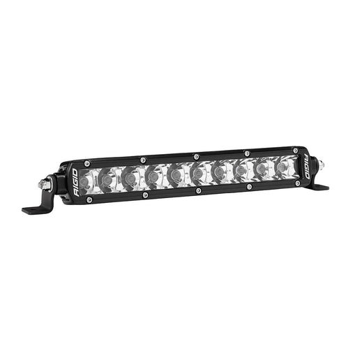 SR-Series 10 Inch Spot Amber SR-Series Pro Light Bar Rigid Industries - OffBeat Auto