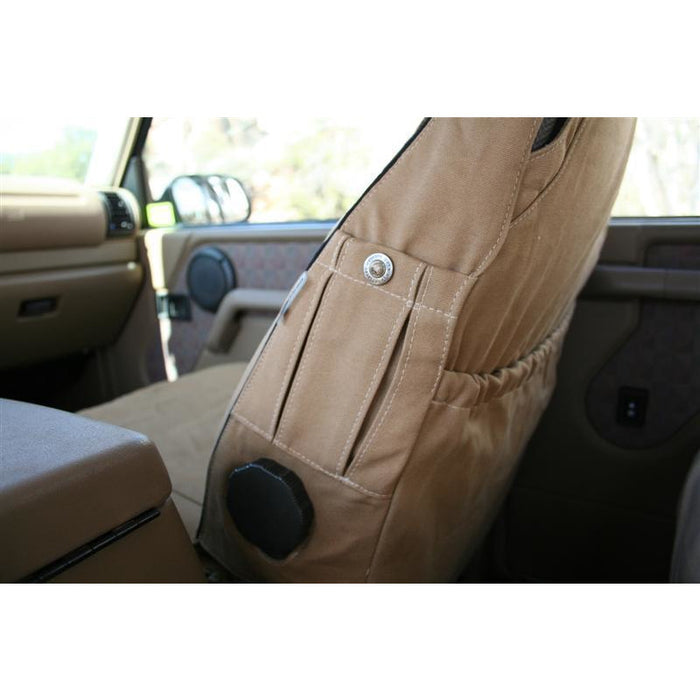 Land Rover Discovery 1 Seat Covers - OffBeat Auto