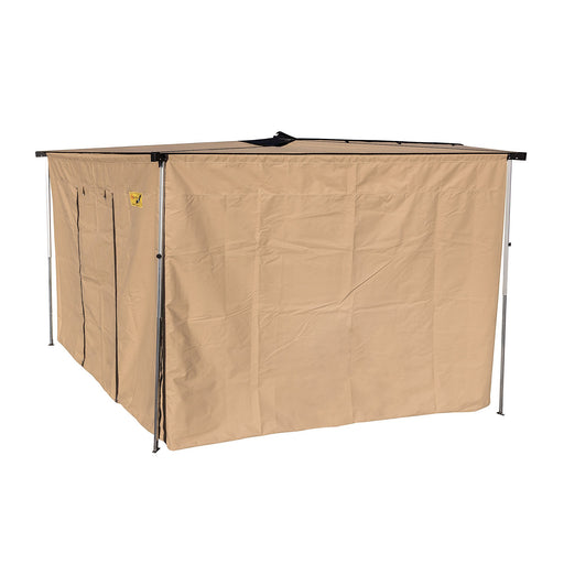 EEZI-AWN Bat Awning Wall Set - OffBeat Auto