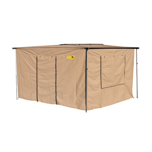 EEZI-AWN Manta Awning Wall Set - OffBeat Auto