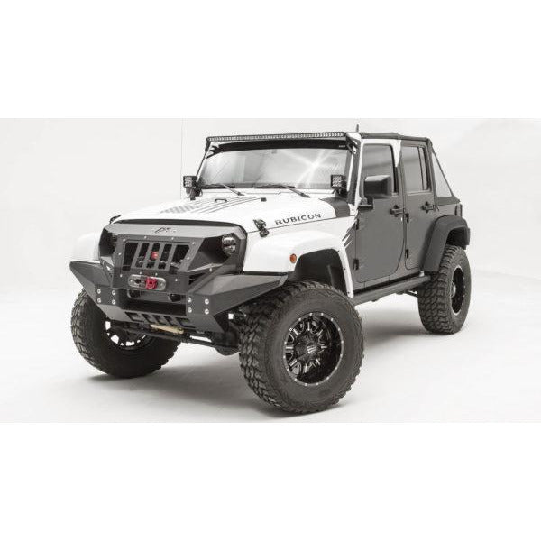 Fab Fours Jeep JK Grumper - OffBeat Auto