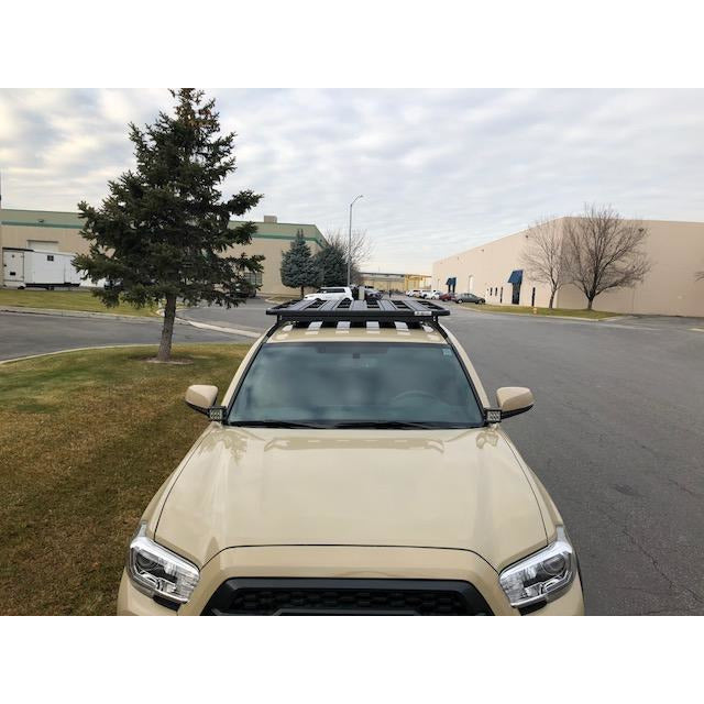 EEZI-AWN Toyota Tacoma K9 Roof Rack Kit - OffBeat Auto