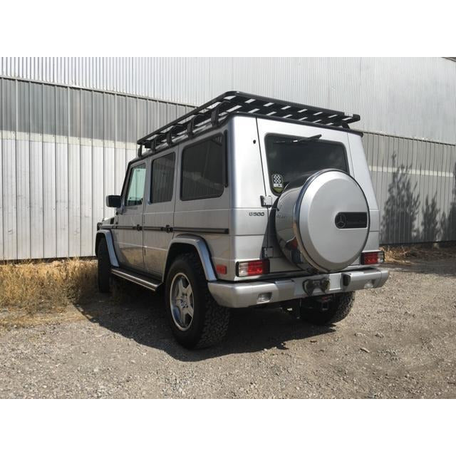 EEZI-AWN Mercedes G Wagen K9 Roof Rack Kit - OffBeat Auto