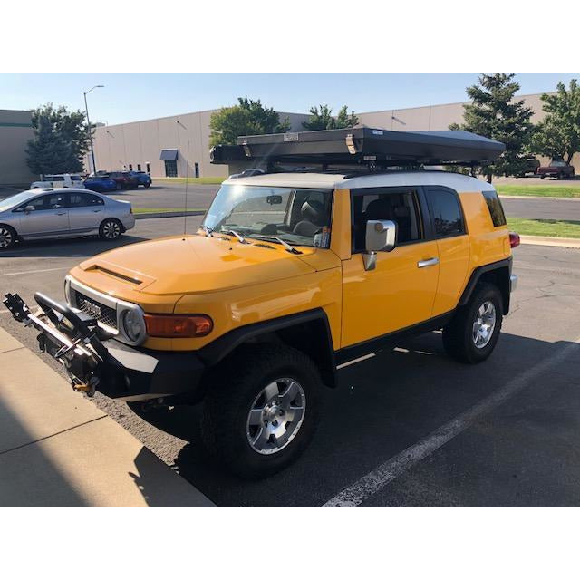 EEZI-AWN Toyota FJ Cruiser K9 Load Bar Kit - OffBeat Auto