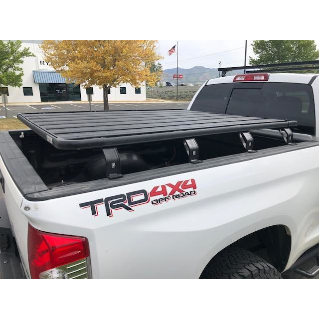 EEZI-AWN Toyota Tundra Bed Rail Rack Kit - OffBeat Auto