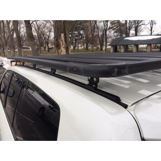 EEZI-AWN Toyota Land Cruiser 200 Series K9 Roof Rack Kit - OffBeat Auto