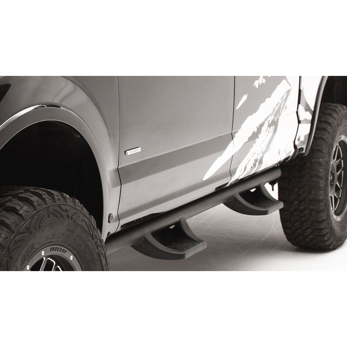 Fab Fours Side Steps F150 '15-'19 CREW CAB LENGTH 4 - OffBeat Auto