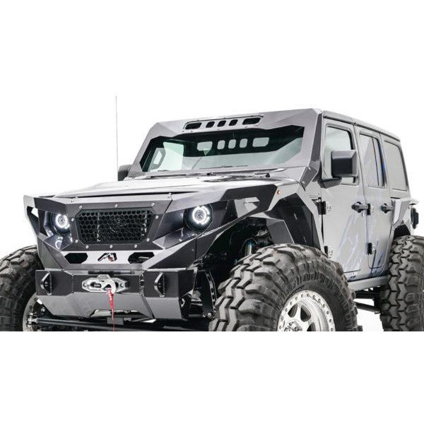 Fab Fours Jeep JL Vicowl - OffBeat Auto