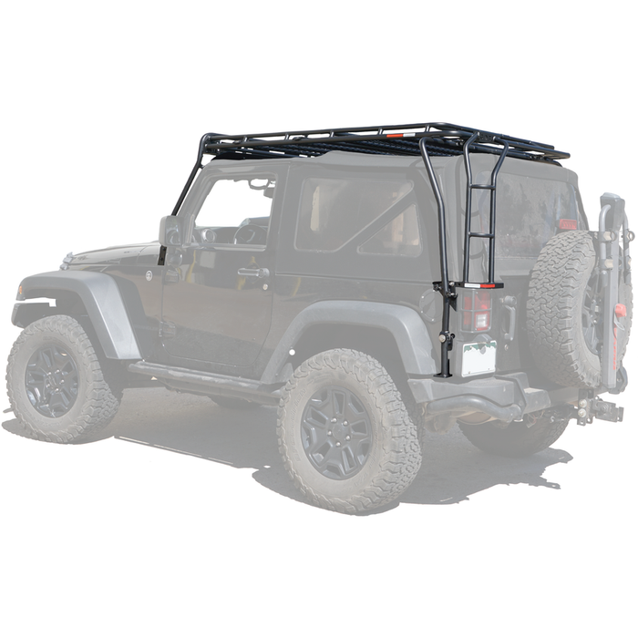 Gobi Racks JEEP JK 2DOOR STEALTH RACK · Multi-Light/ 50″ LED Setup - OffBeat Auto
