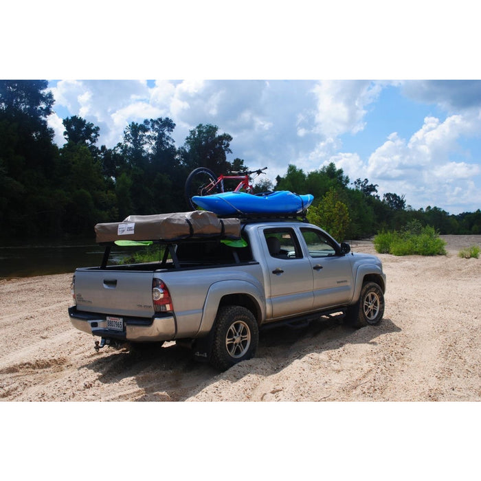 Toyota Tacoma Pick-Up Truck (2005-Current) Slimline II Load Bed Rack Kit - by Front Runner  - OffBeat Auto