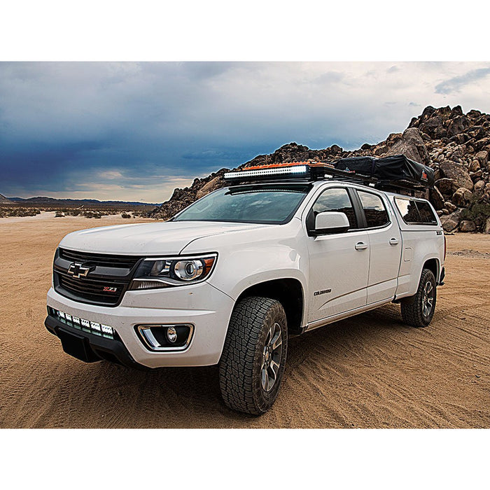 Chevrolet Colorado (2015-Current) Slimline II Roof Rack Kit By Front Runner Outfitters - OffBeat Auto