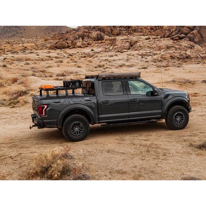 Ford F150 (2015-Current) Roll Top 6.5' Slimline II Load Bed Rack Kit By Front Runner Outfitters - OffBeat Auto