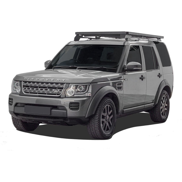 Land Rover Discovery LR3/LR4 Slimline II Roof Rack Kit By Front Runner Outfitters - OffBeat Auto