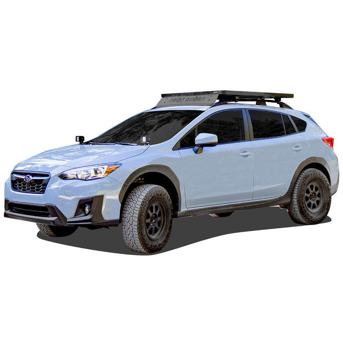 Subaru XV (2017-Current) Slimline II Roof Rail Rack Kit By Front Runner Outfitters - OffBeat Auto