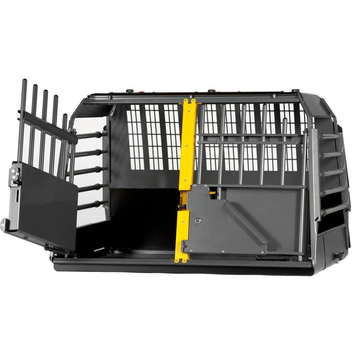 MIM Safe Variocage Double - Crash Tested Dog Cage - OffBeat Auto