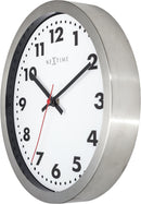 rightside 2519,Arabic,NeXtime,Stainless Steel,White