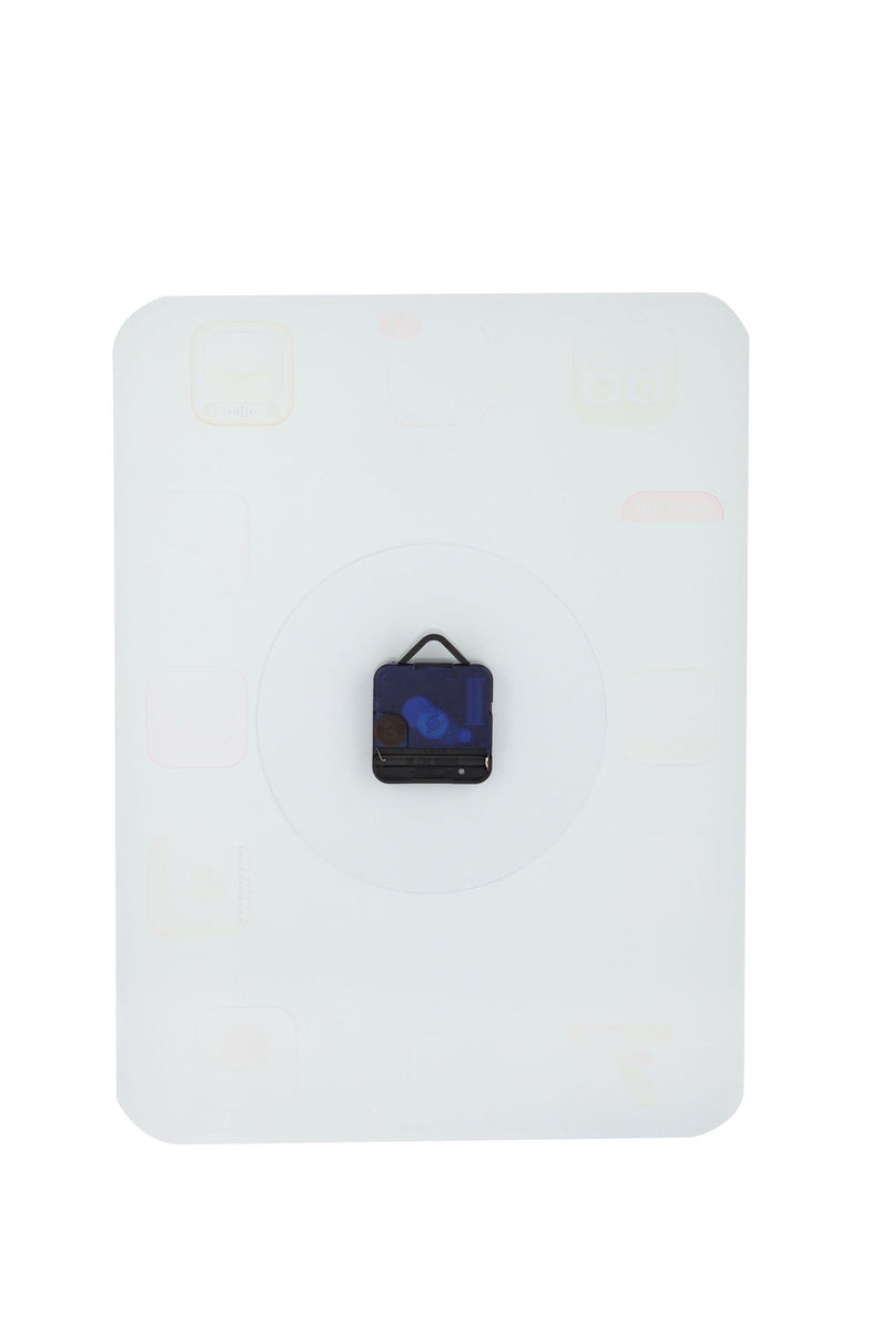back 3022,Wall Pad,NeXtime,Glass,Black