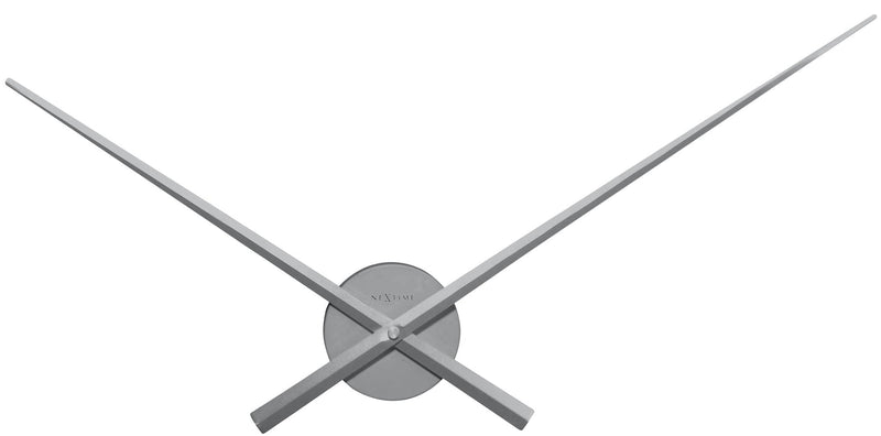 Front Picture 3118ZI,Hands,Wall clock,High Torque,Aluminium,Silver,
