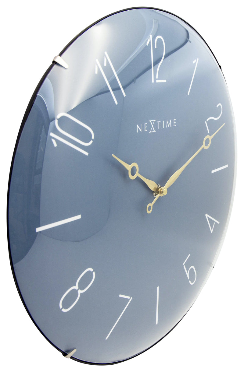 leftside 3158BL,Trendy Dome,NeXtime,Glass,Blue,